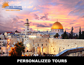 Egged Tours, a subsidiary company of the Egged Bus Cooperative, the largest transit bus company in Israel, offers numerous guided tours in Israel, to the most popular destinations in Israel as well as to some less known destinations.