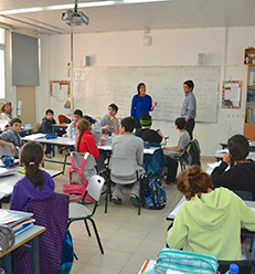 Volunteer in Israel as an English Teacher: Israel Teaching Fellows