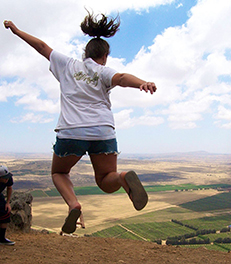 See Galilee : Volunteer in Israel